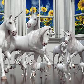 Betsy Knapp - Unicorns