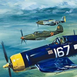 Unidentified Aircraft - Wilf Hardy