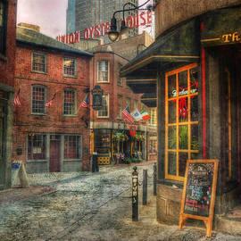 Joann Vitali - Union Oyster House - Blackstone Block - Boston