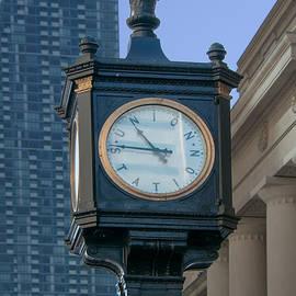 John Black - Union Station - Toronto