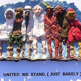 Roger Swezey - United We Stand barely
