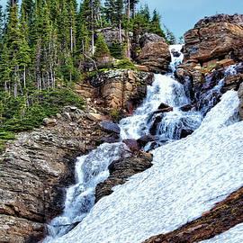 John Trommer - Unnamed Waterfall