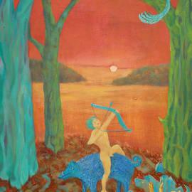 Elzbieta Goszczycka - Unreal adventure