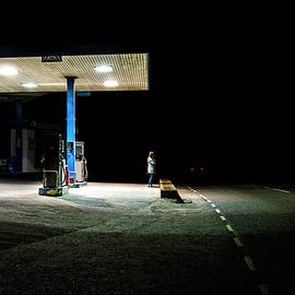 Conor OBrien - Untitled 3 - Darkness