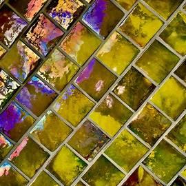 Daniel Thompson - Untitled tile pattern 1