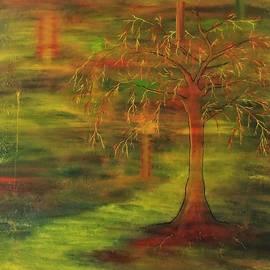 Yolanda Caporn - Up the Garden Path