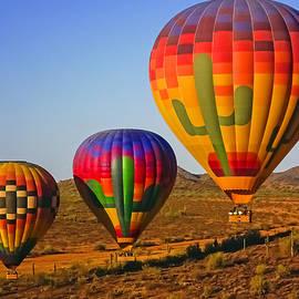 Tony Crehan - Up, Up. Up and Away in Arizona USA