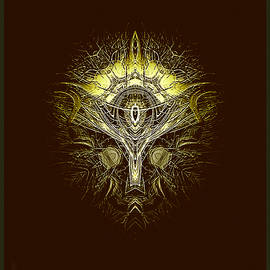 Lee Haxton - upon a Mythical Tree... the Yggdrasil