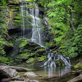 Stephen Stookey - Upper Catawba Falls