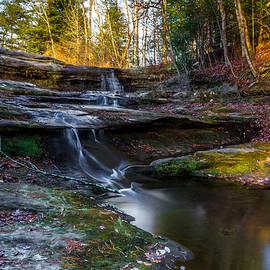Ron Pate - Upper Falls Cascades