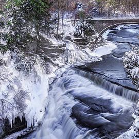 Mark Papke - Upper Taughannock Winter