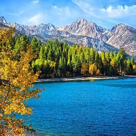 Lynn Bauer - Upper Twin Lakes Fall Beauty
