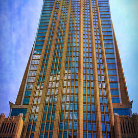 Sue Melvin - The Hearst Tower