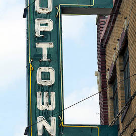 Catherine Sherman - Uptown Theatre in Marceline