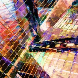 Don Zawadiwsky - Urban Abstract 118
