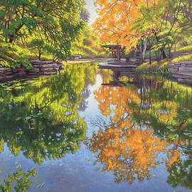 Fiona Craig - Urban Oasis - Alfred Caldwell Lily Pool 2