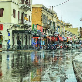 Eleni Mac Synodinos - Urban Rain