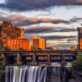 Mark Papke - Urban Waterfall
