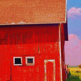 Daniel Thompson - US 2 Barn Portrait