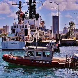 Craig Wood - U.S. Coast Guard Station Honolulu