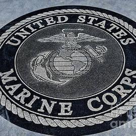 Paul Ward - U.S. Marine Corps - USMC Emblem