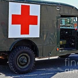 JW Hanley - USMC Ambulance Vietnam Era