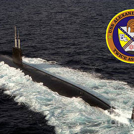 USS ALEXANDRIA - Baltzgar
