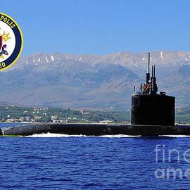USS ANNAPOLIS - Baltzgar