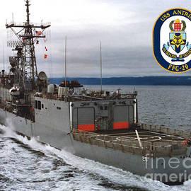 USS ANTRIM - Baltzgar