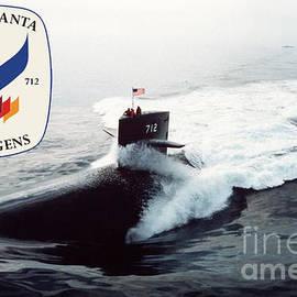 USS ATLANTA - Baltzgar