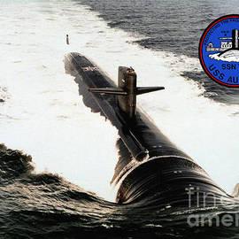 USS AUGUSTA - Baltzgar