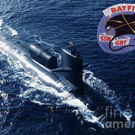 USS BATFISH - Baltzgar