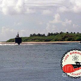 USS BIRMINGHAM - Baltzgar