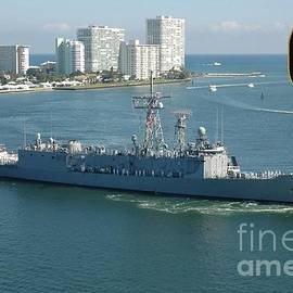 USS BOONE - Baltzgar