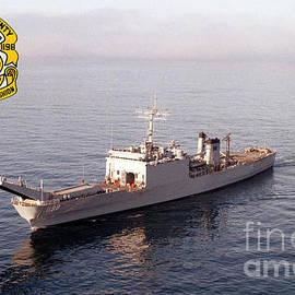 USS BRISTOL COUNTY - Baltzgar