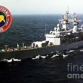 USS CALIFORNIA - Baltzgar