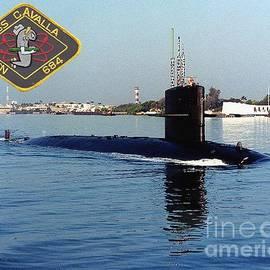 USS CAVALLA - Baltzgar