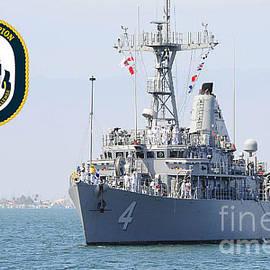 USS CHAMPION - Baltzgar