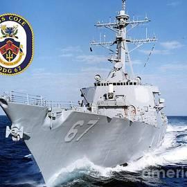 USS COLE - Baltzgar