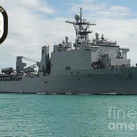 USS COMSTOCK - Baltzgar