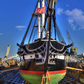 Joann Vitali - USS Constitution - Boston MA