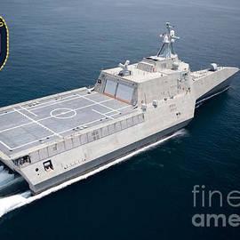 USS CORONADO - Baltzgar