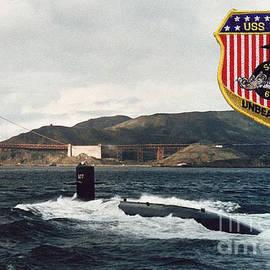 USS DRUM - Baltzgar