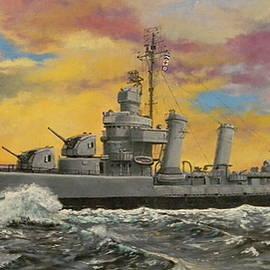 Duwayne Williams - USS Ericsson