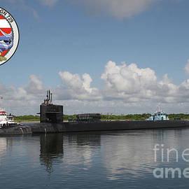USS GEORGIA - Baltzgar