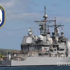USS GETTYSBURG - Baltzgar