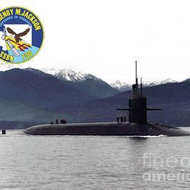 USS HENRY M JACKSON - Baltzgar
