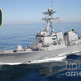 USS KIDD - Baltzgar