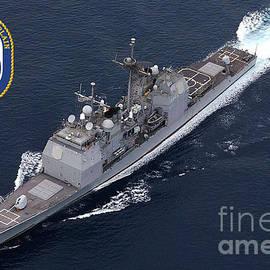 USS LAKE CHAMPLAIN - Baltzgar