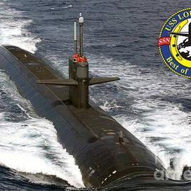 USS LOUISVILLE - Baltzgar